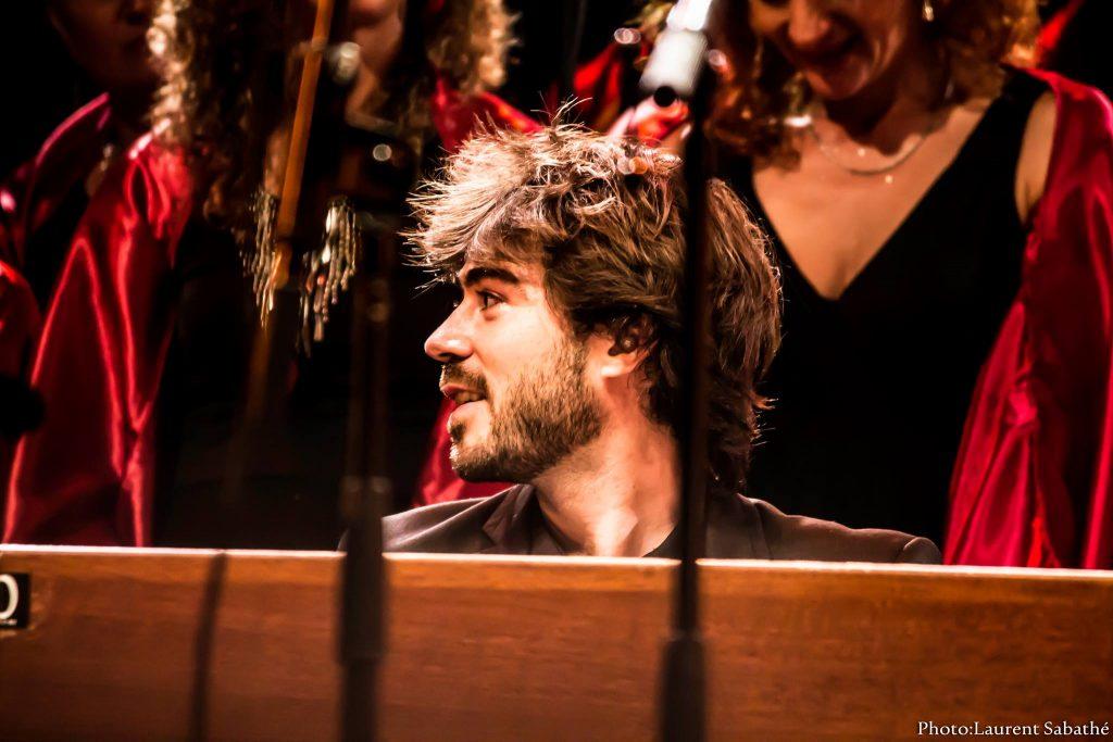 Greg Aguilar au festival gospel de Cahors