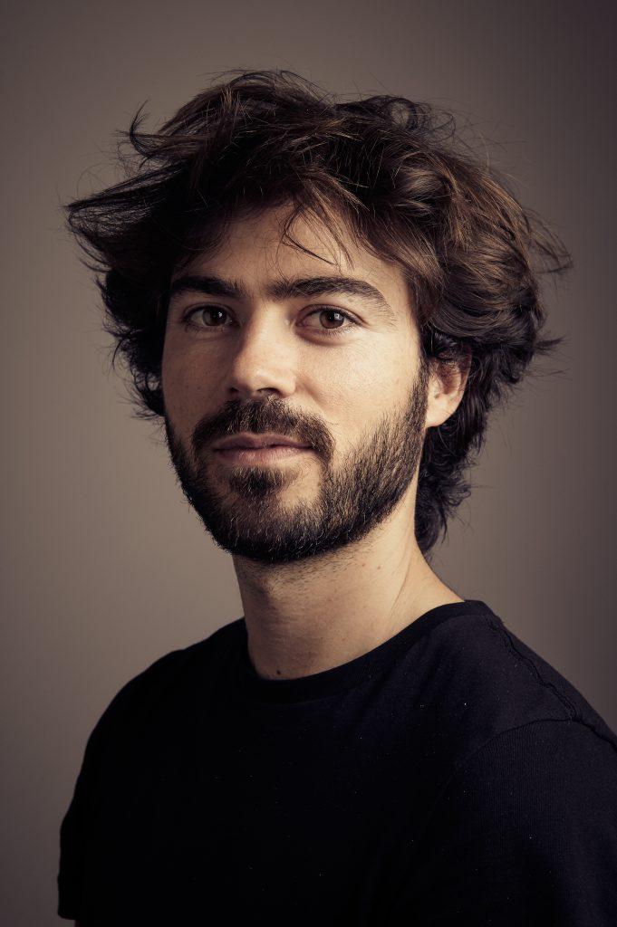 Portrait de Greg Aguilar